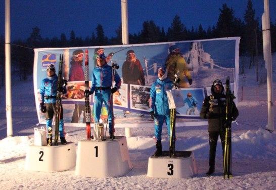 Лыжник из Удмуртии Максим Вылегжанин взял «бронзу» в гонке свободным стилем в Финляндии