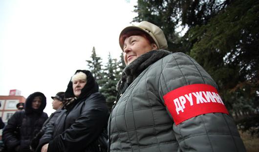 В 2015 году при участии народных дружинников  в Удмуртии раскрыто 27 преступлений