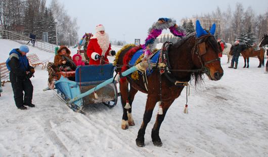 Какие новогодние праздники для детей и родителей будут организованы в Ижевске?