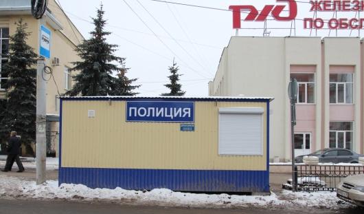 В Ижевске открылся новый стационарный пост полиции