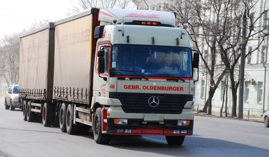 Госсовет Удмуртии не будет просить правительство отменить оплату проезда грузовиков «Платон»