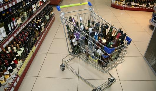 В Удмуртии перед Новым годом стал чаще встречаться контрафактный алкоголь