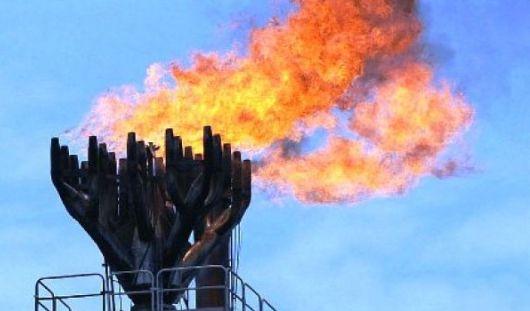 В Удмуртии нефтяная компания выбрасывала попутный газ в атмосферу