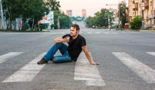 Новый участник проекта «В активном поиске» в Ижевске любит принимать спонтанные решения и петь под гитару