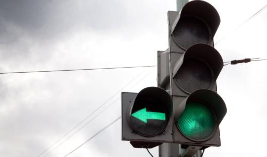 В Ижевске отключат светофор на перекрестке Советская-Коммунаров