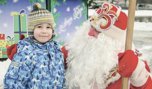 Где заказать Деда Мороза для ребенка в Ижевске?