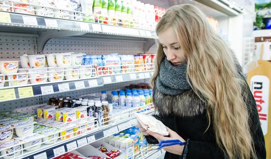 Четверть молочной продукции на прилавках Ижевска фальсифицирована?