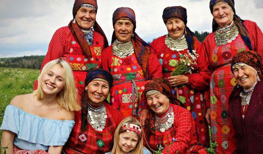 Фотография с Бурановскими бабушками заняла 3 место на всероссийском конкурсе
