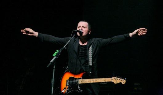 Вадим Самойлов отыграл концерт в Ижевске и ответил на вопросы слушателей в эфире «Нашего радио»