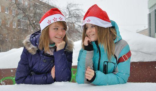 В первые дни декабря в Ижевске начнется оттепель