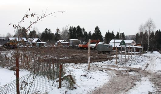 У компании «Альянс» отозвали разрешение на строительство на территории садоводчества «Любитель» в Ижевске