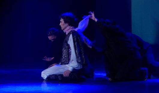 Ижевские зрители увидели уникальный танцевальный спектакль «Маленький принц»