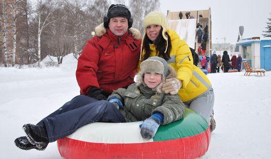В выходные температура в Ижевске поднимется до нуля