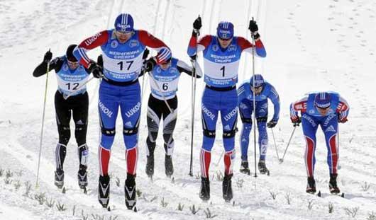 Лыжник из Удмуртии Максим Вылегжанин занял 39 место в скиатлоне
