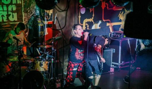 Российская рок-группа Tracktor Bouling в Ижевске: На концерте нужно уметь вести себя так, чтобы не получить в висок