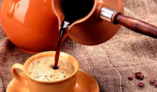 Кофе к завтраку, обеду и ужину на сайте da-eda.ru
