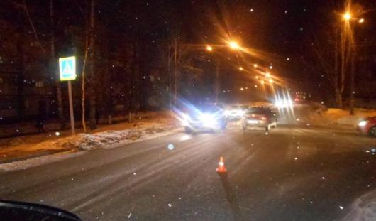 В Удмуртии «ВАЗ» сбил 9-летнюю девочку, переходившую дорогу по «зебре»