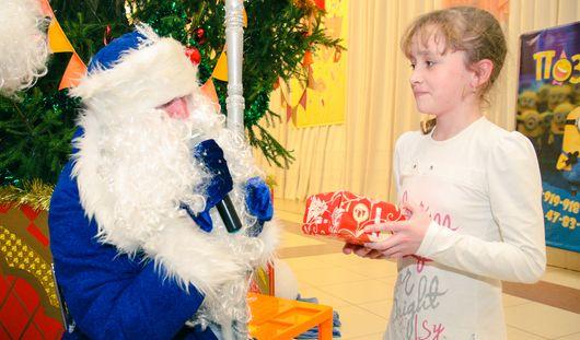 Детская неожиданность: что бы вы подарили Деду Морозу?