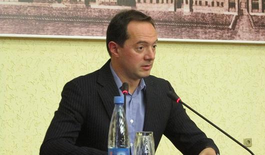Константин Котов: Лишь 4% налогов, собираемых в Ижевске, идут в бюджет города