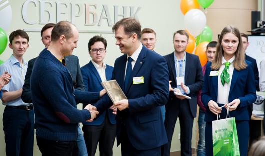 Сбербанк отметил лучших предпринимателей 2015 года