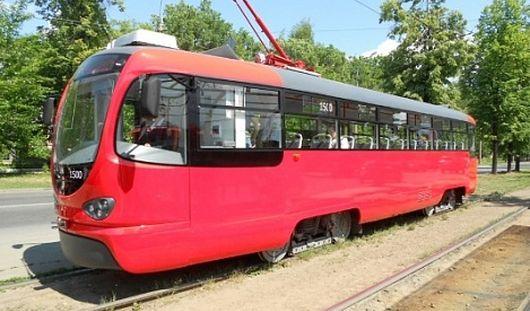 В Ижевске появилась новая трамвайная остановка у ТЦ «Италмас»