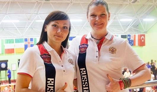 Ижевчанку Марину Кононову признали лучшей дартсменкой России 2015 года