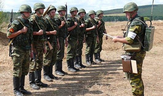 Войсковая часть Чечни обещает контрактникам зарплату более 40 000 рублей