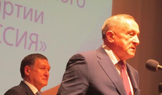 Александр Соловьев ушел с поста секретаря удмуртского отделения «Единой России»