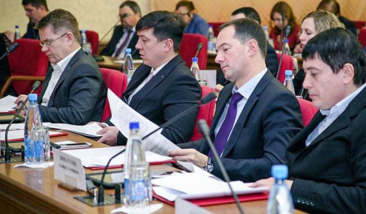 В Ижевске приняли бюджет города на 2016 год