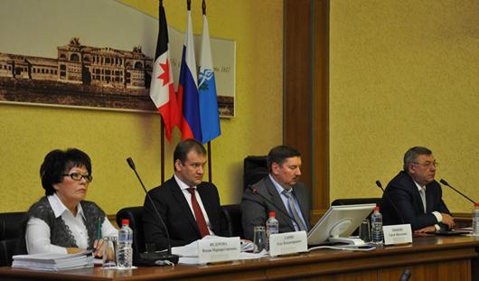 В Ижевске утвердили новую структуру Администрации города