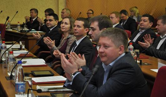 Депутаты Городской думы Ижевска приняли бюджет города на 2016 год