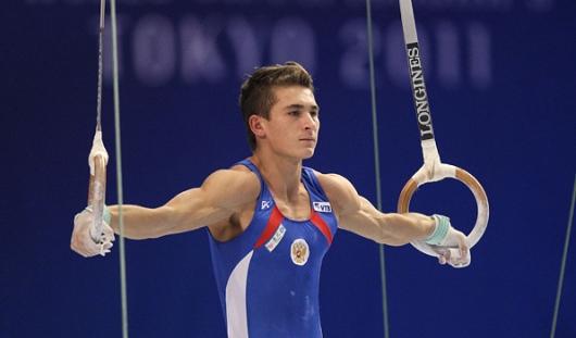 Гимнаст из Удмуртии Давид Белявский гарантировал себе участие на Олимпиаде