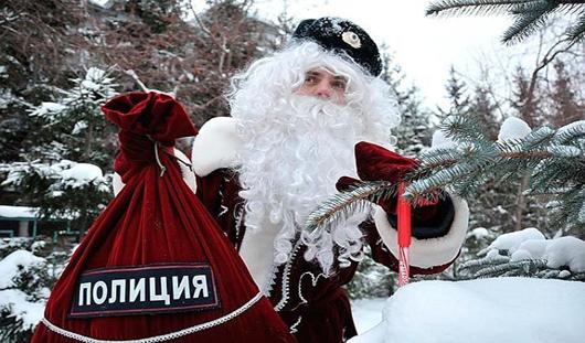 В Удмуртии пройдет благотворительная акция «Полицейский Дед Мороз»