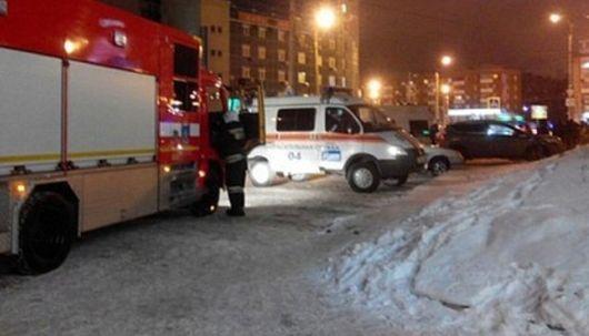 В Ижевске посетителей ресторана эвакуировали из-за сообщения о минировании