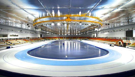 Конькобежный центр построят в Ижевске