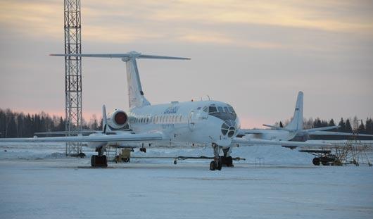 В новогодние каникулы билеты на рейсы Ижевск-Москва-Ижевск подешевеют