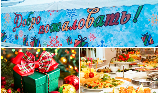 Центром подарков и угощений в Ижевске станет Новогодняя ярмарка