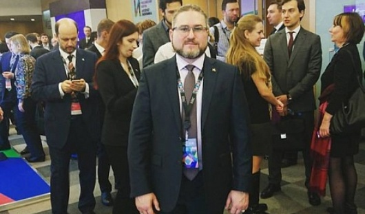Олег Вылегжанин стал региональным представителем Института развития интернета в Удмуртии