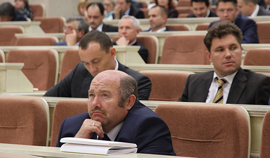 Госсовет Удмуртии готовит антикоррупционный пакет поправок