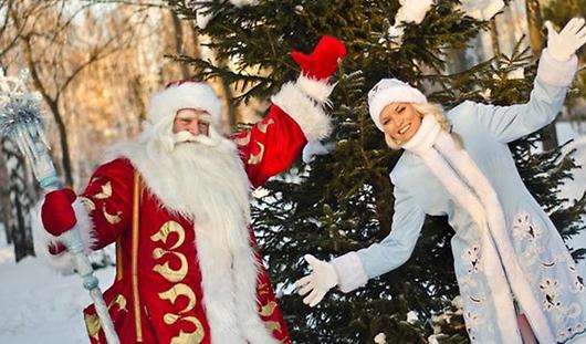 Новогодние гуляния, ярмарки, выставки, шоу: отдых в Ижевске в выходные 26-27 декабря