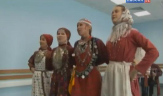 На канале «Культура» рассказали об Удмуртии и традициях удмуртов