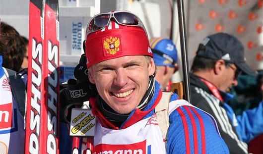 Биатлонист Иван Черезов выступит на январских этапах Кубка Мира
