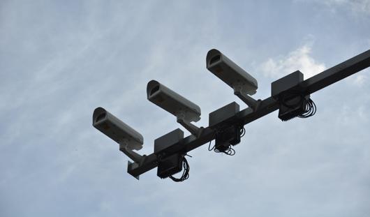 В Удмуртии за год камеры на дорогах зафиксировали более 300 тысяч нарушений