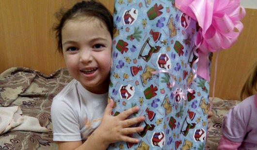 Нужна помощь: 5-летняя Анечка страдает от сильных судорог