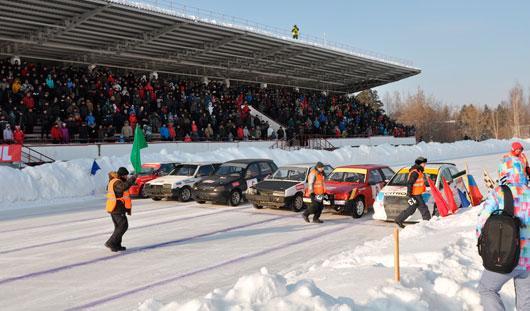 Автогонки, гандбол и хоккей: спортивные события предстоящей праздничных дней в Ижевске