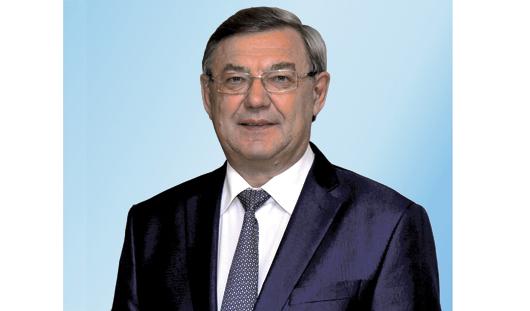 Глава города Ижевска поздравил ижевчан с Новым годом
