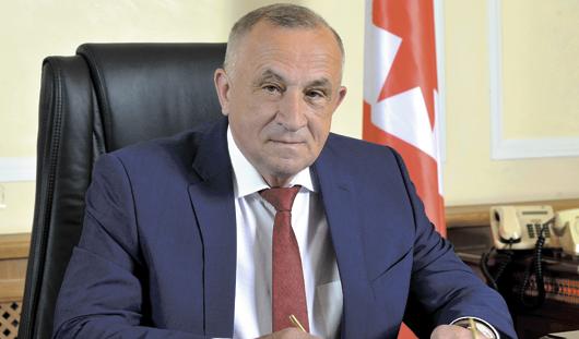 Глава Удмуртии поздравил жителей республики с Новым годом
