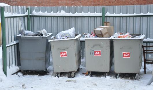 Как в Ижевске будут убирать снег и вывозить мусор в январские праздники?