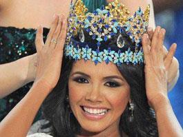 Мисс мира стала сирота из монастырского приюта Венесуэлы