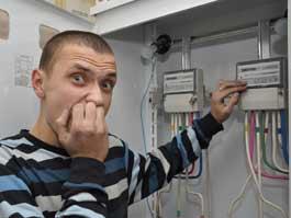 Из-за отмены перехода на зимнее время у ижевчан сбились электрические счетчики